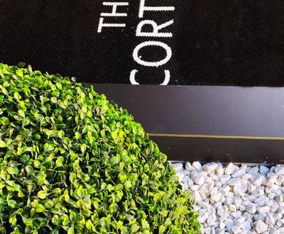 Entry Cortezo Hotel