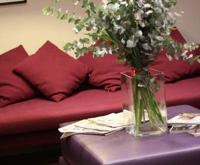 Living room  Cortezo Hotel