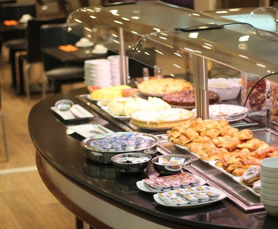 Buffet Breakfast Cortezo Hotel