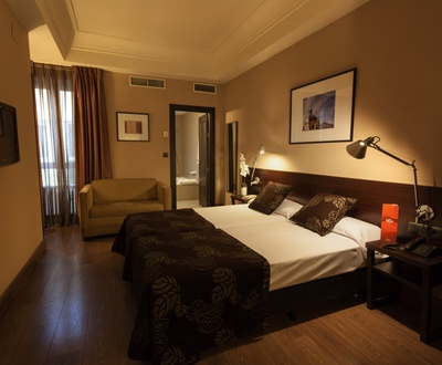 Double Room Cortezo Hotel