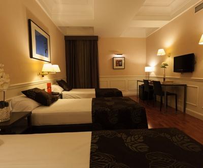 triple room Cortezo Hotel
