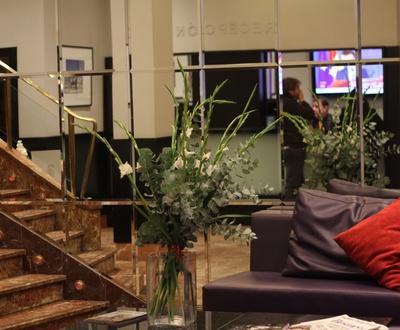 Reception  Cortezo Hotel