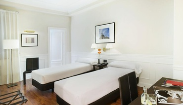 Your room  in Madrid