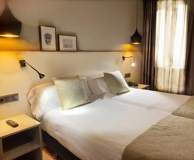 Double room Cortezo Hotel