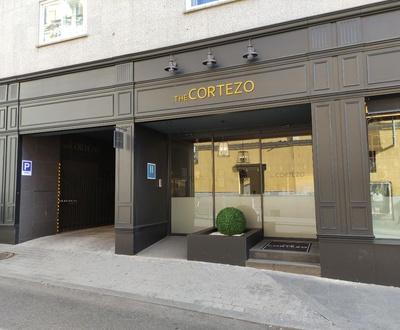 Facade Cortezo Hotel