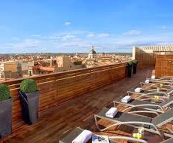 Terrace Cortezo Hotel