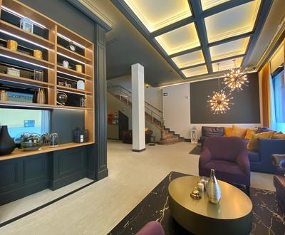 Common areas Cortezo Hotel