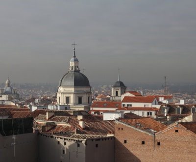 View from terrace Cortezo Hotel