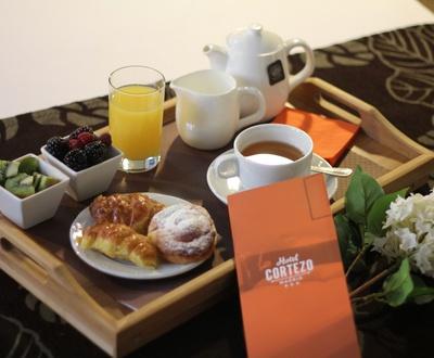 Breakfast Cortezo Hotel